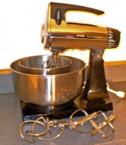 sunbeam mixer