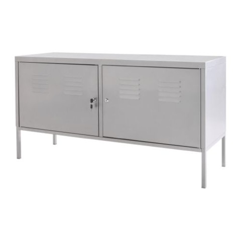 Ikea ps metal cabinets 2 grey tribe forum for Metal lockers ikea