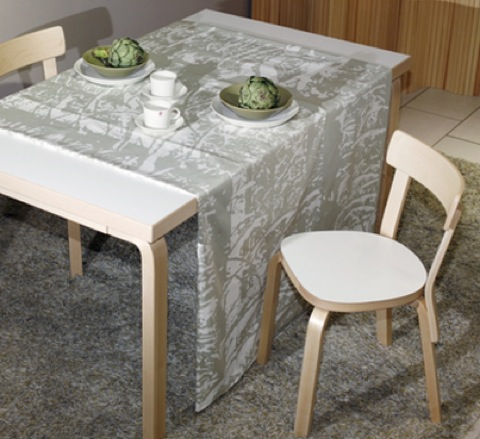 Ikea high low designer on a budget at kitka design toronto - Table couture ikea ...