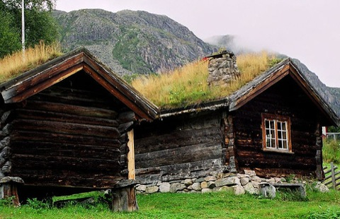 norwegian-cottages