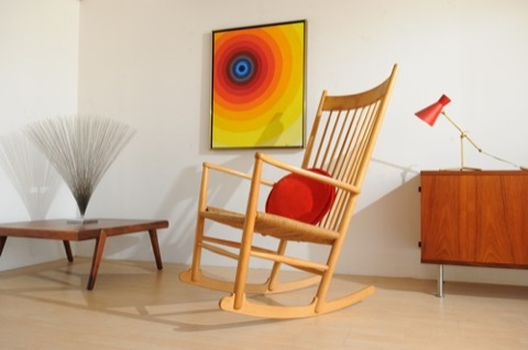hans-wegner-rocking-chair