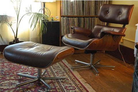 Some Of The Vintage Eames Reproductions From The 60s And 70s Are Quite  Nice, Most Are Made In The U.S.A, Some Are Even Made In Canada!