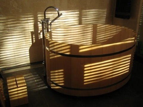 hinoki-elliptical-tub