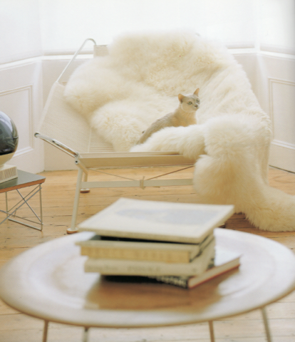 Well Itu0027s Getting Chilly Out There And Thereu0027s Nothing More Cozy Than Hans  Wegner Chairs And Sheep Skin Throws! Unfortunately We Donu0027t Really Have Any  Hans ...
