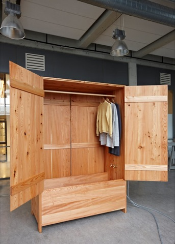 Wooden Closet Tub At Kitka Design Toronto