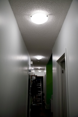 New lights in hallway-2
