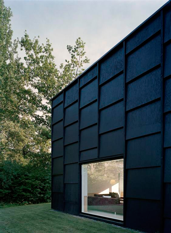 Unique siding ideas at kitka design toronto for Cool house exteriors